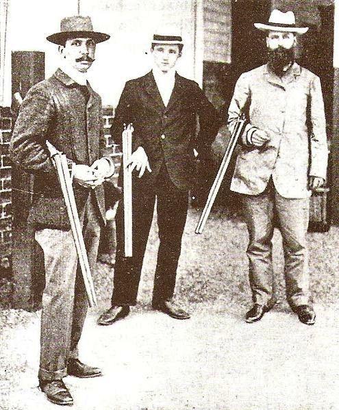 Olympische Spiel 1900