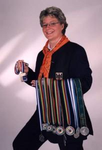 Susanne Kiermayer 1996