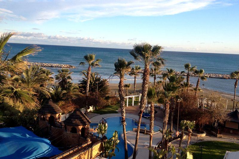 20150218 01 Klimatraining Larnaca