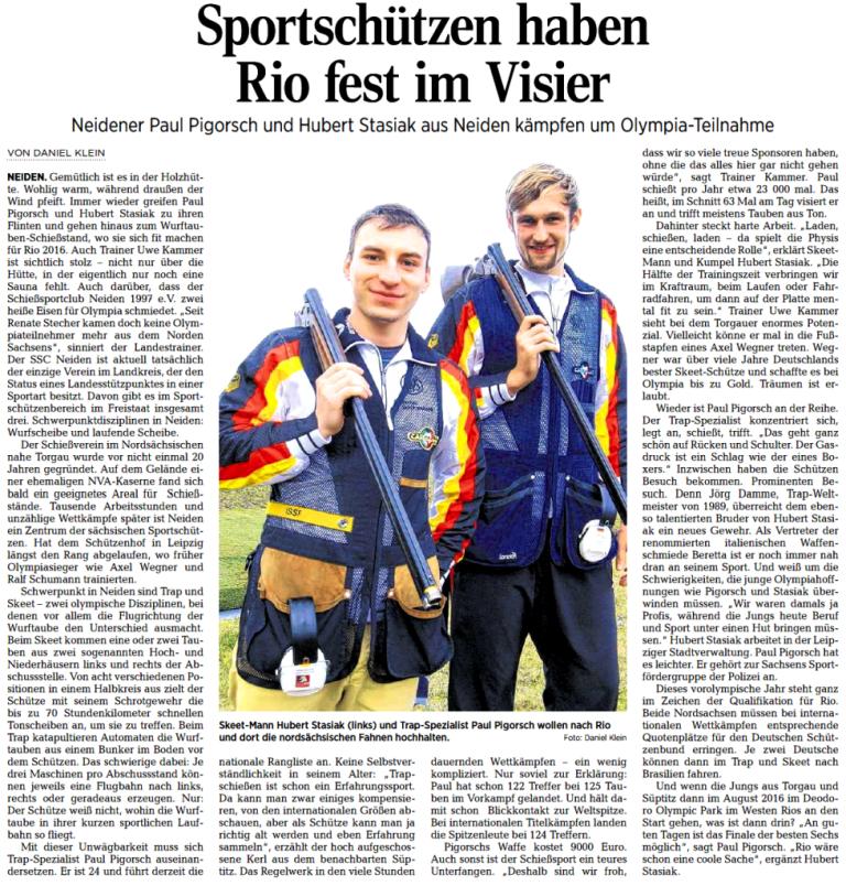 20150401 Presseartikel LVZ Pigorsch Stasiak