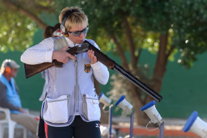ISSF World Cup Shotgun 2016 - Nicosia, CYP - Finals Trap Women