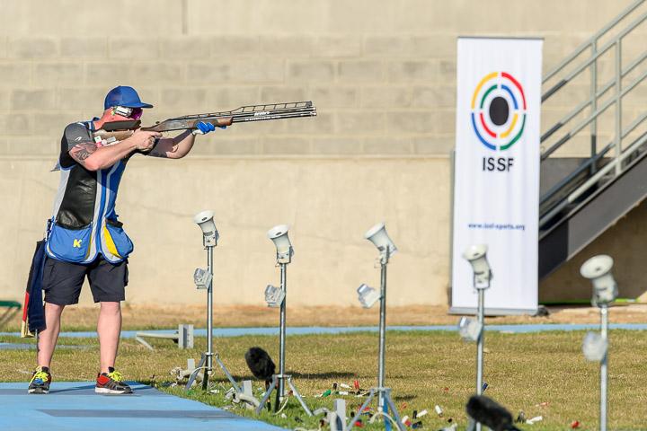 ISSF World Cup Rifle/Pistol/Shotgun 2016 - Rio de Janeiro, BRA - Finals Double Trap Men