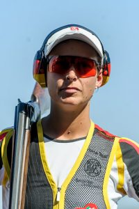 ISSF World Cup - Rio - Finale Wenzel Christine