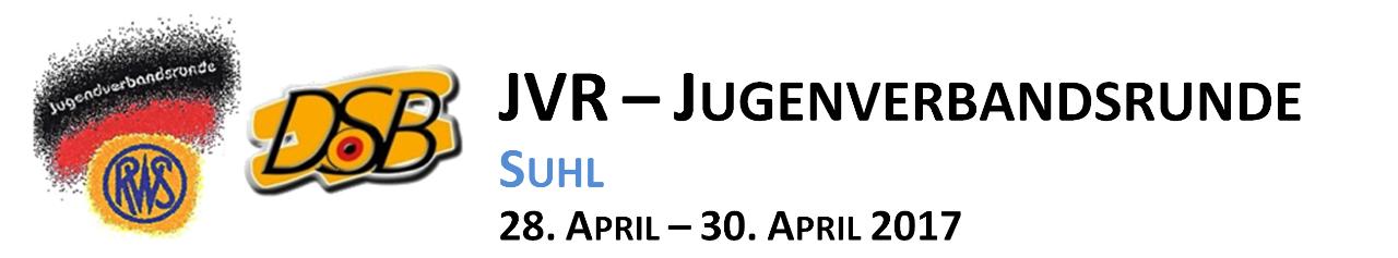 1. RWS Jugend- und Juniorenverbandsrunde 2017