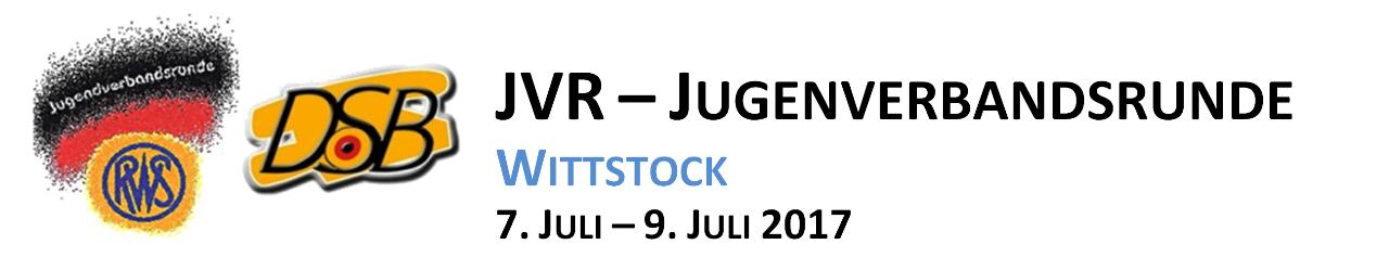 2. RWS Jugend- und Juniorenverbandsrunde 2017