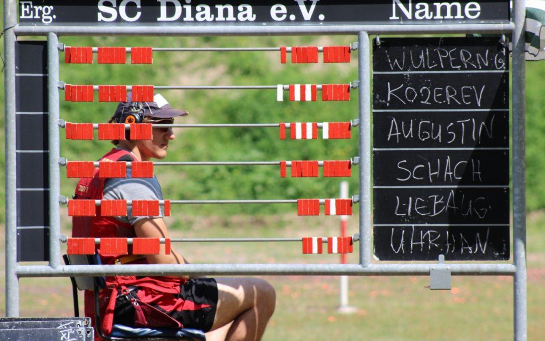Ergebnisse: Normwettkampf Hoppegarten