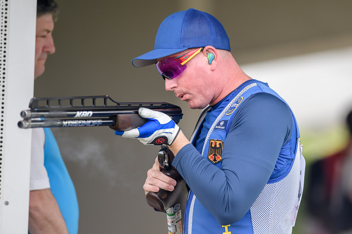 ISSF World Cup Shotgun 2016 - San Marino, SMR - Finals Double Trap Men