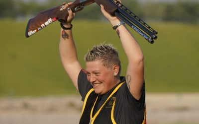 Katrin Quooß – Militärweltmeisterin 2016