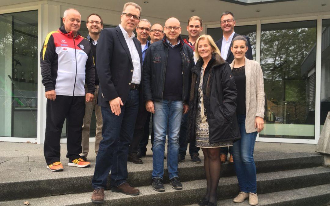 Jahrestreffen Förderkreis Nationalmannschaft Wurfscheibe in Wiesbaden