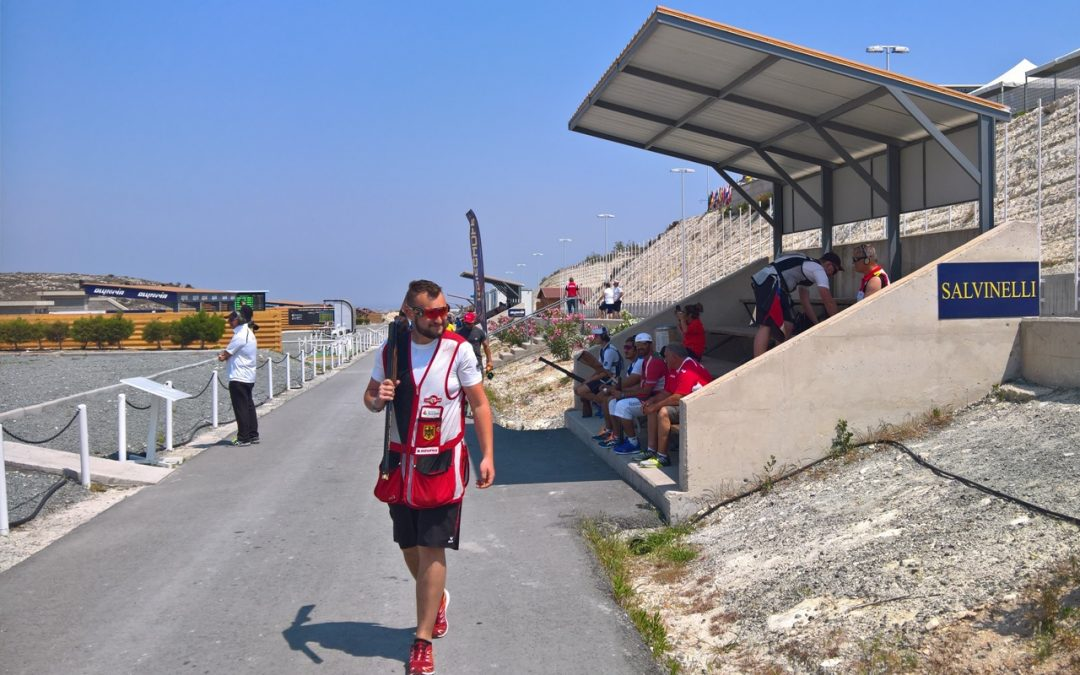 WC Larnaca: Trap Männer