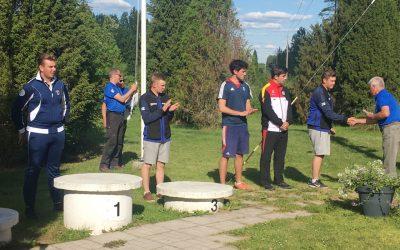 Ergebenisse: IJSC Finnland 2017 in Orimattila
