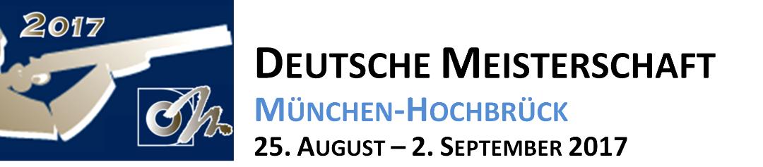 Info: Deutsche Meisterschaft 2017