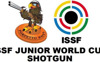 Ergebnisse: Junior World Cup in Porpetto (ITA)
