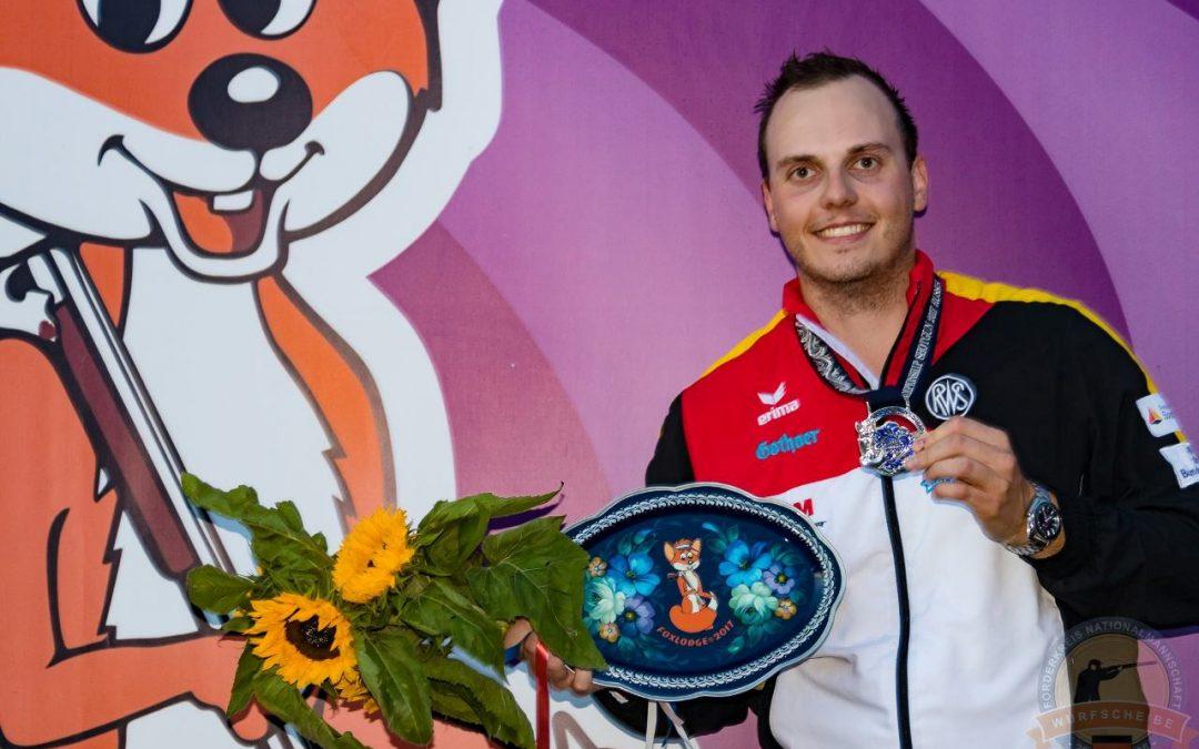 Erfolgreicher Abschluss bei der Weltmeisterschaft in Moskau