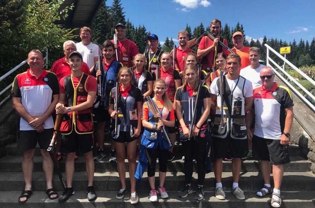 Europameisterschaft 2018 in Leobersdorf