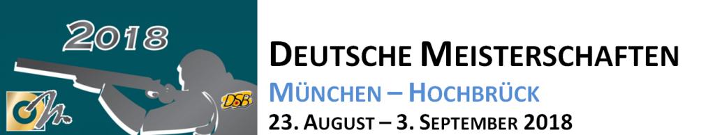 Info: Deutsche Meisterschaft 2018
