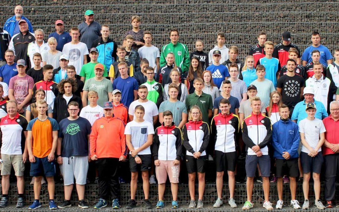 RWS-Jugendverbandsrunde Flinte 2018 – Endrunde in Wiesbaden