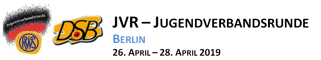 Info: 1. RWS-Jugendverbandsrunde 2019 in Berlin
