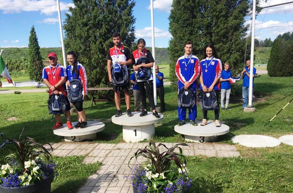 Erfolgreicher Juniorencup in Finnland