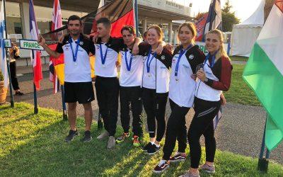 EM Lonato – Medaillen für unseren Skeeter-Nachwuchs