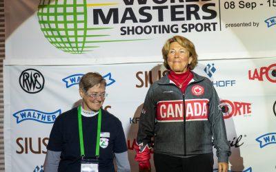 ISSF-World Masters – Deutsche Trap Schützen Top