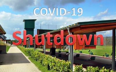 Corona-Shutdown und wie es im Flintenlager weiter geht