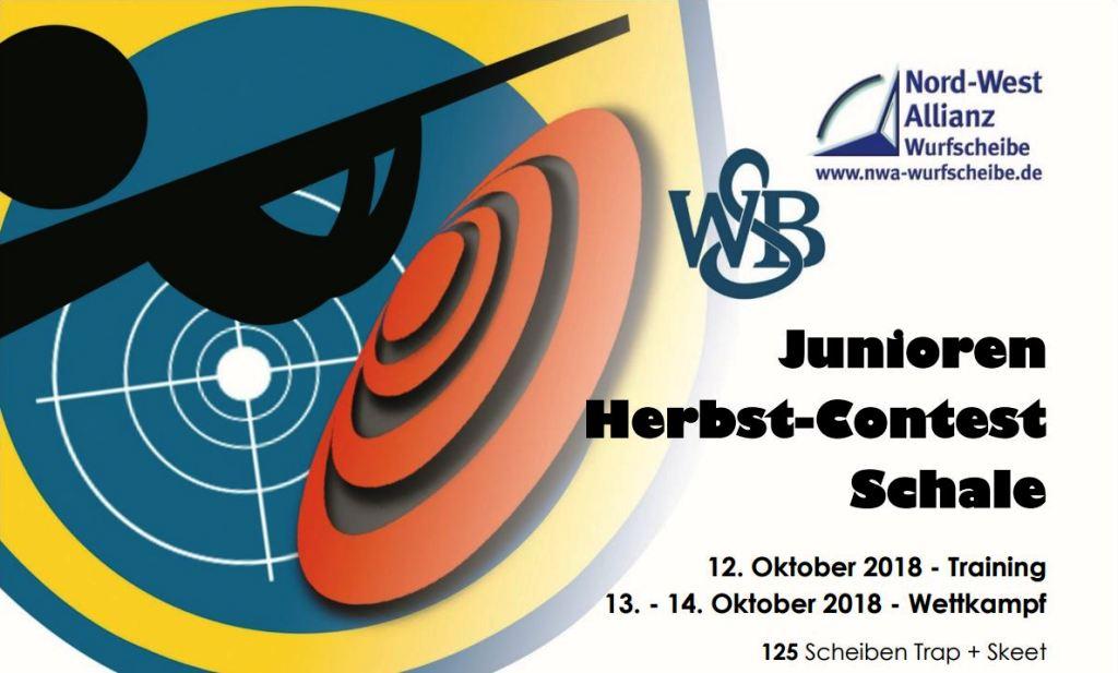 ERGEBNIS: 3. Junioren-Herbst-Contest 2018 in Schale