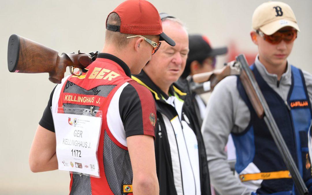 JWCH Lima – Skeet Mixed Team Entscheidungen